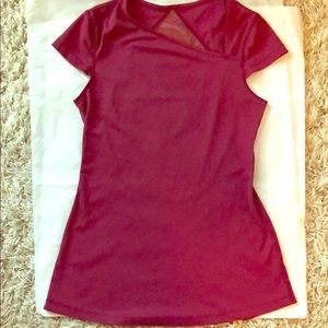 KARMA Dry Fit Workout Top
